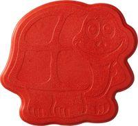 """Коврик для ванной резиновый """"Черепашка"""" (6 шт.; 13х11 см; разноцветный)"""