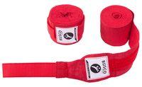 Бинт боксёрский (3,5 м; красный)