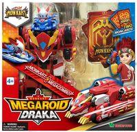 "Робот-трансформер ""Monkart. Megaroid Draka"""
