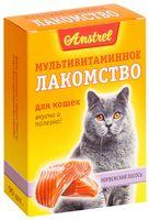 """Лакомство для кошек """"Норвежский лосось"""" (90 шт.)"""