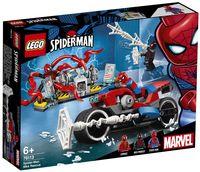 "LEGO Super Heroes ""Спасательная операция на мотоциклах"""