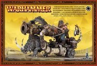 "Миниатюра ""Warhammer FB. Ogre Kingdoms Ironblaster/Scraplauncher"" (95-13)"
