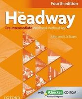 New Headway. Pre-Intermediate. Workbook without Key (+ CD)