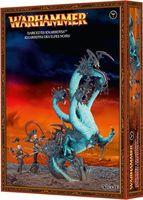 "Набор миниатюр ""Warhammer FB. Finecast: Dark Elves Kharibdyss / War Hydra"" (85-15)"