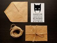 """Открытка """"Batman"""" (art. 2)"""