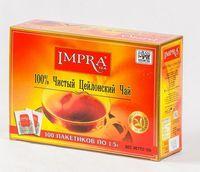 """Чай черный """"Impra"""" (100 пакетиков)"""