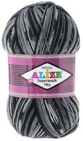 ALIZE. Superwash 100 №2695 (100 г; 420 м)