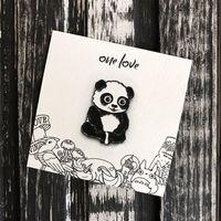 """Значок """"Панда"""""""