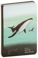 """Блокнот """"Whale"""" (бирюзовый)"""