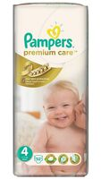 "Подгузники ""Pampers Premium Care Maxi"" (8-14 кг, 52 шт)"
