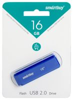 USB Flash Drive 16Gb SmartBuy Dock (Blue) (SB16GBDK-B)