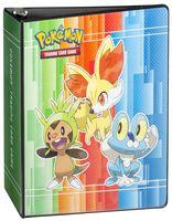"""Альбом """"Pokemon XY"""" (для листов 3х3 кармашка)"""