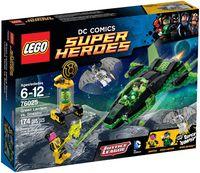 """LEGO Super Heroes """"Зеленый Фонарь против Синестро"""""""