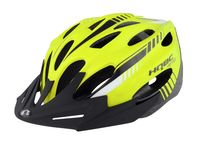 """Шлем велосипедный """"Ventiqo"""" (L; жёлтый; арт. Q090352L)"""