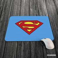 """Коврик для мыши большой """"Супермен"""" (арт. 988)"""