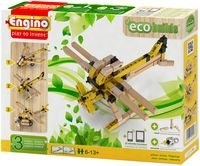 """Конструктор """"Eco Builds. Самолеты"""" (119 деталей)"""