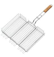 Решетка-гриль металлическая (40х30 см; арт. Mr-1003)