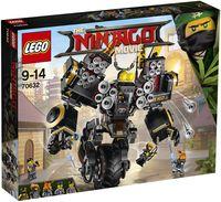 "LEGO The Ninjago Movie ""Робот землетрясений"""