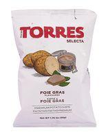 """Чипсы картофельные """"Torres. Со вкусом фуа-гра"""" (50 г)"""