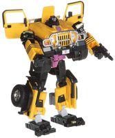"""Робот-трансформер """"AlteraTion Man"""" (арт. Л41823)"""
