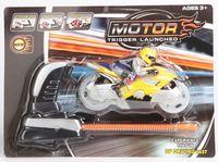 Мотоцикл с запуском