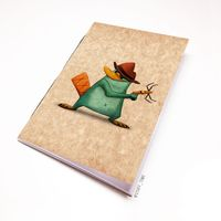 "Блокнот крафт ""Финес и Ферб. Перри"" (А7; арт. 960)"