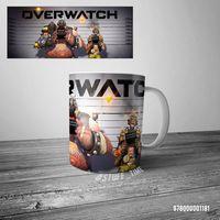 "Кружка ""Overwatch"" (арт. 1181)"