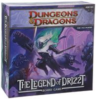 Dungeons and Dragons. Legend of Drizzt