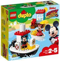 "LEGO Duplo ""Катер Микки"""