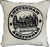 """Подушка """"Амстердам"""" (40x40 см; арт. 04-387)"""
