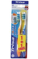 """Зубная щетка """"Extra Pro Clean"""" (средней жесткости, 2 шт.)"""