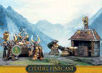"Миниатюра ""Warhammer FB. Finecast: Dwarfs Thorek Ironbrow"" (84-40)"