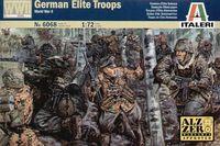 """Набор миниатюр """"German elite troops"""" (масштаб: 1/72)"""