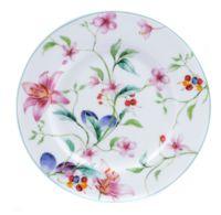 "Тарелка фарфоровая ""Floral Cascade"" (190 мм)"