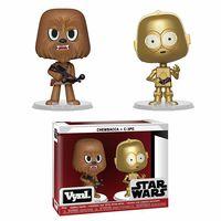 """Фигурка """"Star Wars. Chewbacca and C-3PO"""""""