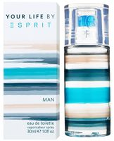 """Туалетная вода для мужчин """"Esprit. Your Life"""" (30 мл)"""