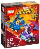 """LEGO Super Heroes """"Росомаха против Магнето"""""""