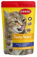 "Лакомство для кошек ""Tasty Stars Poultry"" (40 г; птица)"
