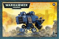 Warhammer 40.000. Space Marines. Ironclad Dreadnought (48-46)
