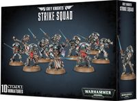 Warhammer 40.000. Grey Knights. Strike Squad (57-08)