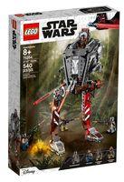 "LEGO Star Wars ""Диверсионный AT-ST"""