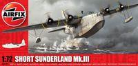 "Самолет-амфибия ""Short Sunderland Mk.III"" (масштаб: 1/72)"
