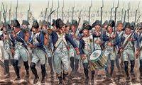 """Набор миниатюр """"Французская армия 1798-1805"""" (масштаб: 1/72)"""