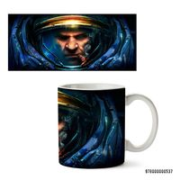 """Кружка """"StarCraft 2"""" (арт. 537)"""