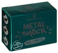"""Пудра для ногтей """"Metal Shock"""" (тон: 06)"""