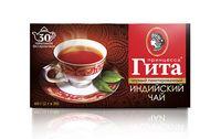 """Чай черный """"Принцесса Гита. Индийский"""" (30 пакетиков)"""