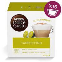 """Кофе капсульный """"Nescafe. Dolce Gusto. Cappuccino"""" (16 шт.)"""