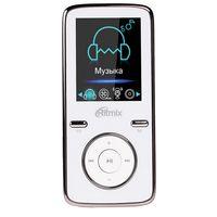 MP3-плеер Ritmix RF-4950 8Gb (белый)