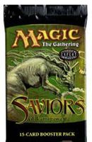 "Бустер из 15 карт ""Magic the Gathering: Saviors of Kamigawa"" (английская версия)"