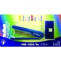 Набор канцелярский HS-10H (степлер и скобы №10; ассорти)